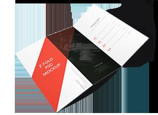 Diseño de folletos de informacion